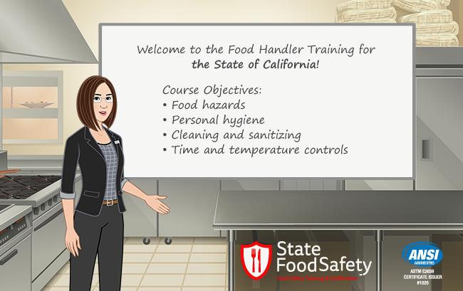 Food Handlers Test Answers 2019 - My Food